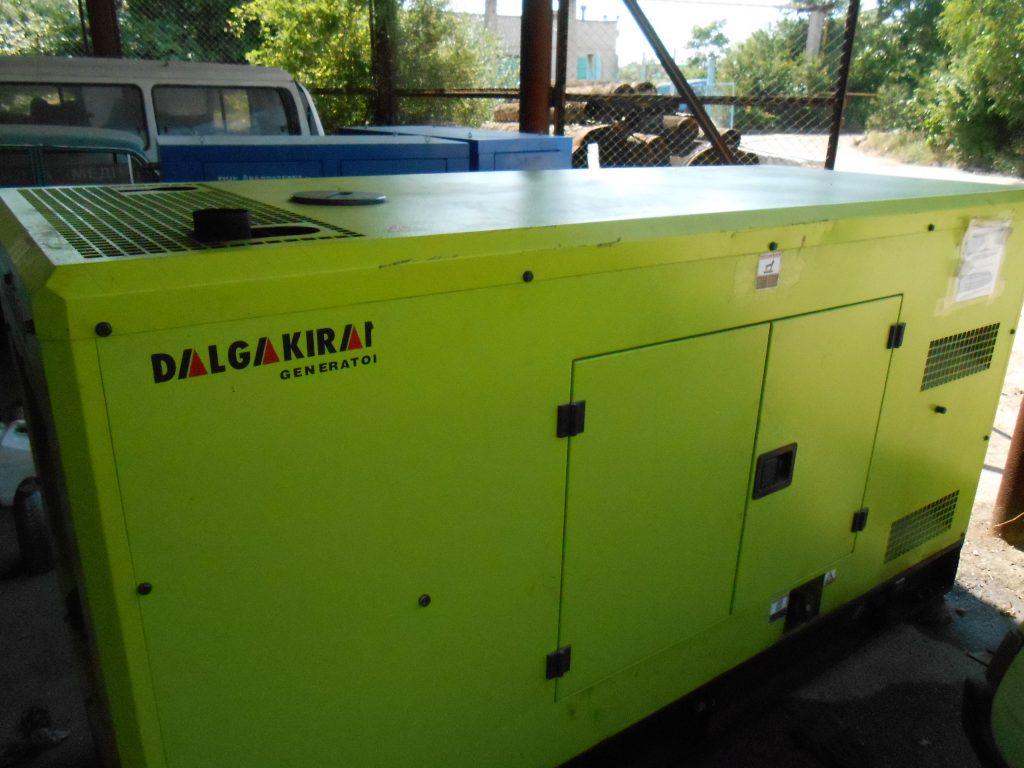 дизель-генератор производства Индия Dalgakiran DJ 70 NT