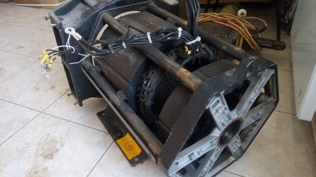 ремонт генератора 22 кВт